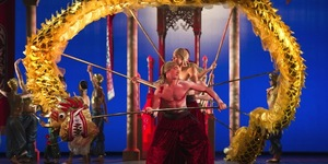 Ballet Review: Aladdin @ Coliseum