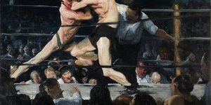 Art Review: George Bellows @ Royal Academy
