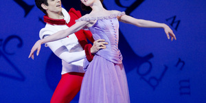 Dance Review: Alice's Adventures in Wonderland @ Royal Opera House