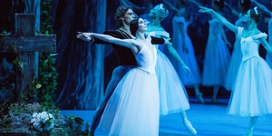 Giselle At London Coliseum: Sublime Technique Amidst Overgrown Ivy
