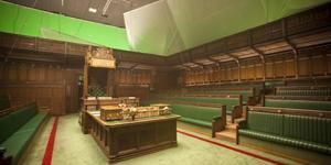 Own A Full-Size Replica Of The House Of Commons