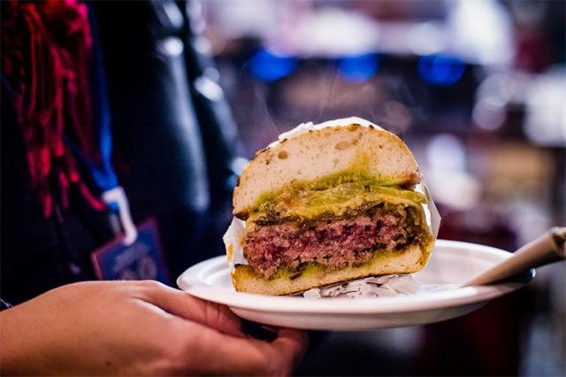 London Burger Bash: Six Of London's Finest Burger-Makers Compete