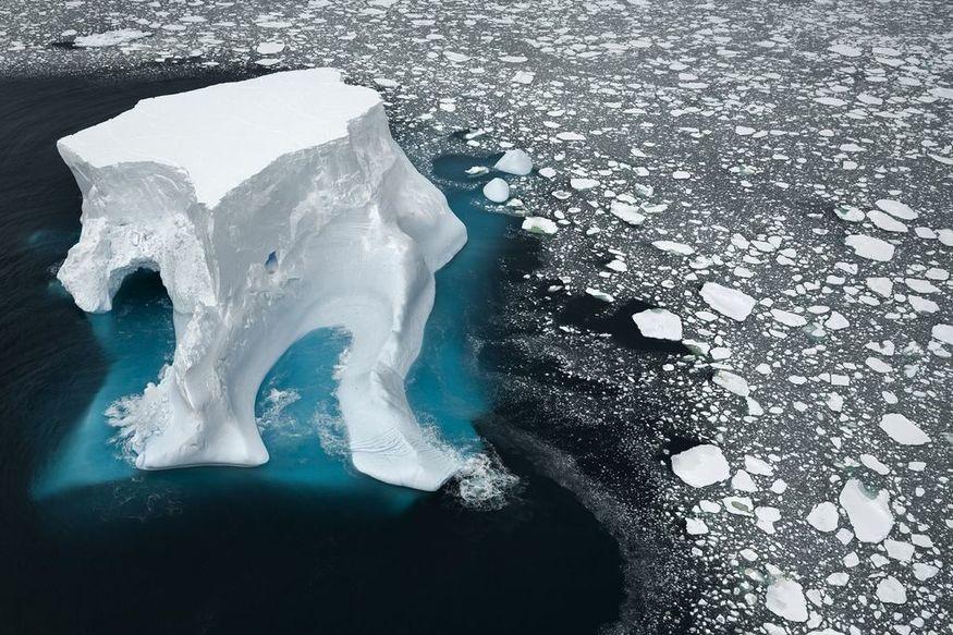 Daniel Beltra, Antarctica. © Daniel Beltra