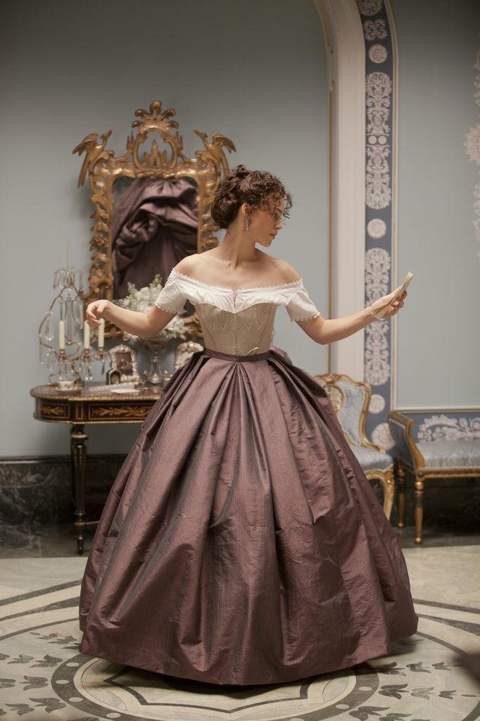 Anna Karenina Costumes Designed by Jacqueline Durran. Image courtesy Design Museum