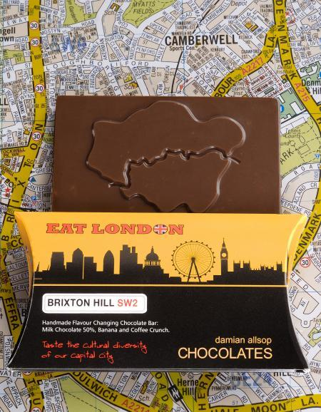 A Chocolatier's Interpretation Of London