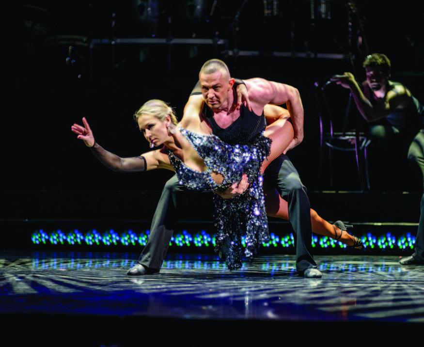 Dance Review: Burn The Floor @ Shaftesbury Theatre
