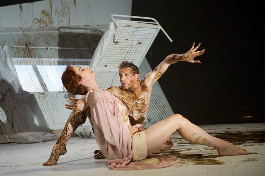 Review: Metamorphosis @ The Royal Opera House Linbury Studio