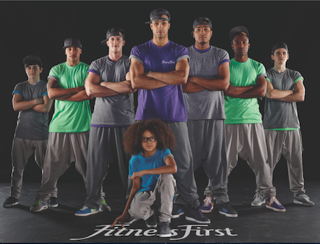 Win A Chance To Meet Diversity With Fitness First