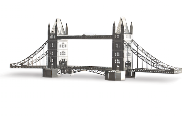 Build Your Own Architectural Models Of London Landmarks