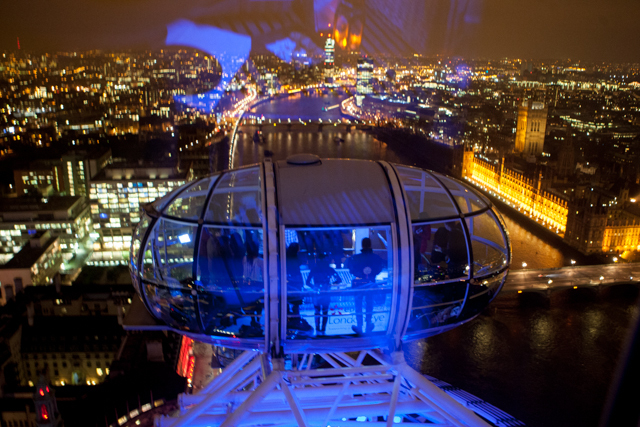 View from the Eye