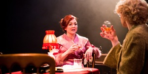 The Ruth Ellis Story Retold In The Thrill Of Love, St James Theatre