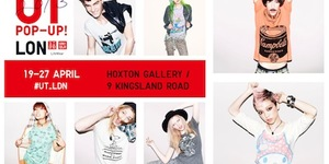 Uniqlo UK Presents UT POP-UP! LON