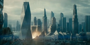 New Star Trek Trailer Depicts Future London