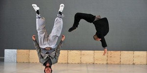 Shaolin Monks Storm The Stage In Sutra At Sadler's Wells