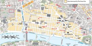 Time Travel London: Wren's Plans Realised