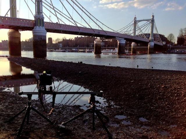 London eMotion: Time Lapse Video
