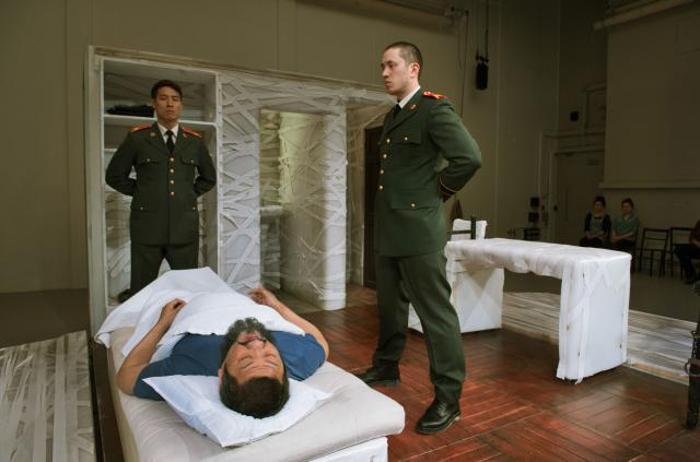 Arrest Of Ai Wei Wei Is Turned Into Art At Hampstead Theatre