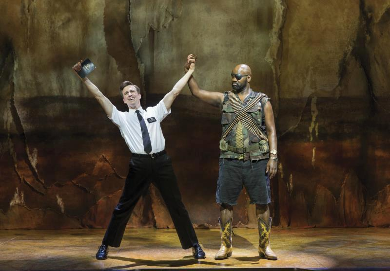 The Book Of Mormon @ Prince Of Wales Theatre: Trust The Hype
