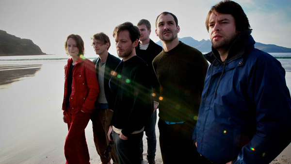 British Sea Power perform their critically acclaimed original score of From the Sea to the Land Beyond on 28 April