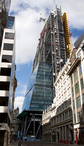 Side view of the Cheesegrater. Photo by Downtime_1882