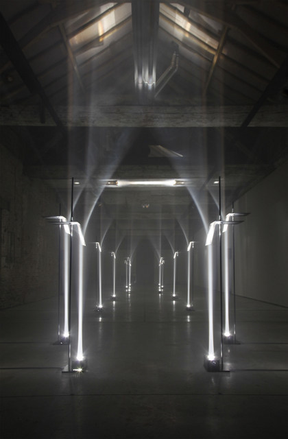 Conny Freyer, Troika (UK) - Arcades. Courtesy One Beam Of Light.