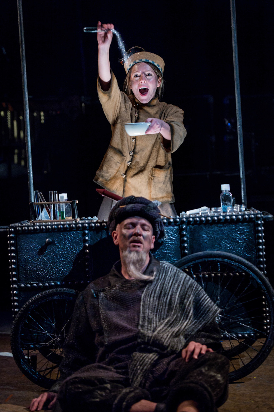 Subtly Explosive: The Firework-Maker's Daughter At ROH