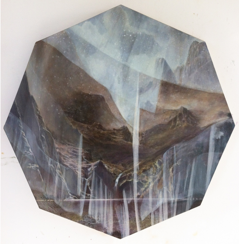 Geoff Diego Litherland, Heaven Go Easy On Me. Courtesy Nancy Victor