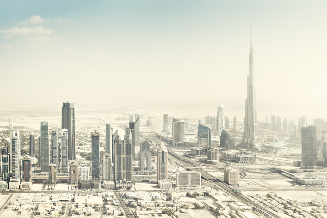 Johannes Heuckeroth  Series Name: Dubai Aerials  Copyright: ©Johannes Heuckeroth, Germany, 3rd place, Travel, Professional Competition, 2013 Sony World Photography Awards