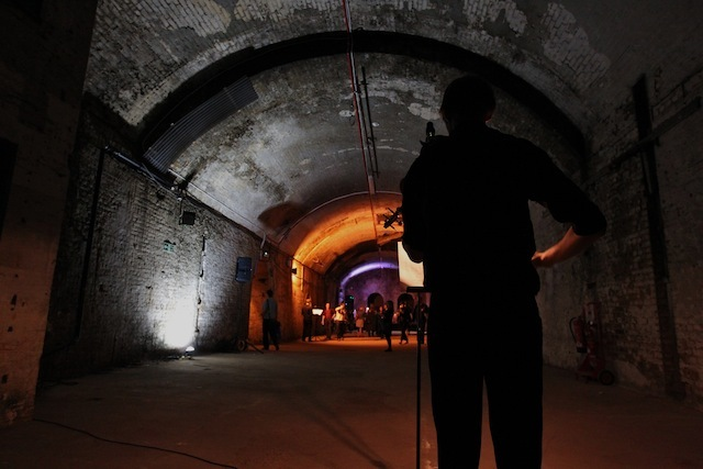 See A Site-Specific Performance In The Abandoned Aldwych Tube Station