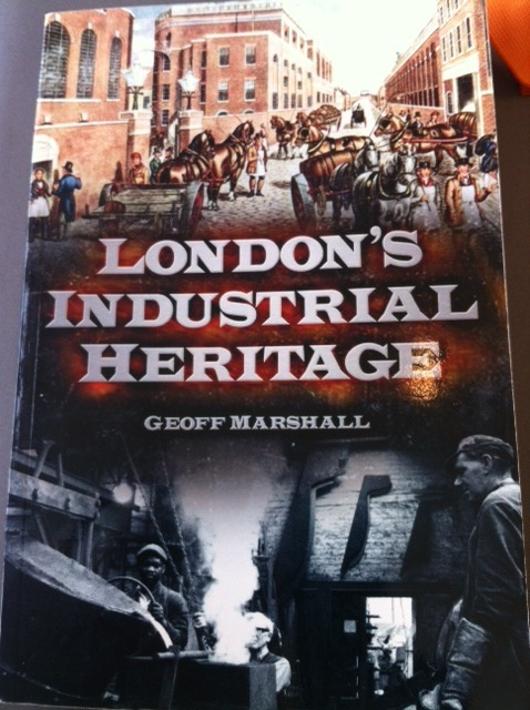 London's Industrial Heritage Explored In New Book