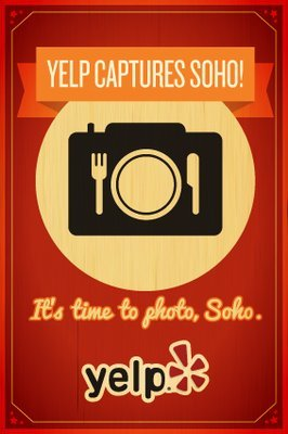 It's Time To Photo Soho With Yelp