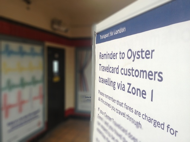 Does It Matter Which Way Round The Overground You Travel?