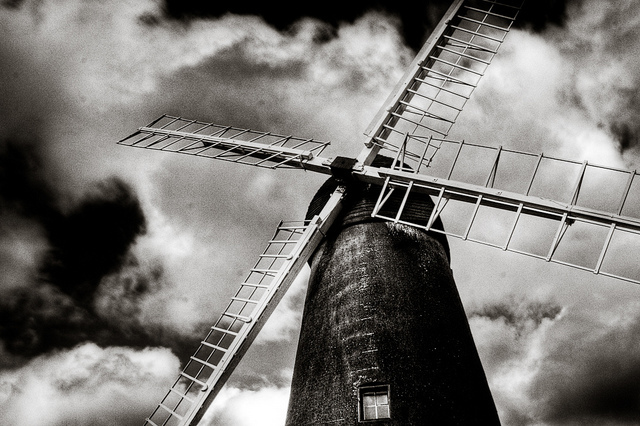 Brixton windmill / photo by Mark Ramsey
