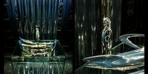 The Superstitious History Of A Feline Sculpture At The Savoy