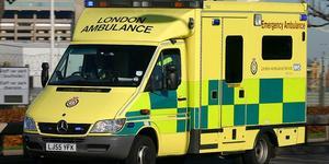 London's Hospitals Under Strain