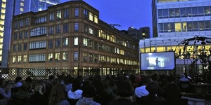 Rooftop Film Club: Outdoor Screenings In Shoreditch, Peckham And Kensington