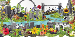 Lost In London: A Tranquil Read About The City's Wild Outdoors