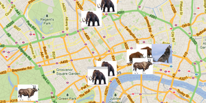 Prehistoric London...Mapped