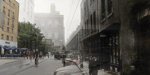 Time Travel London: Spitalfields Ghosts