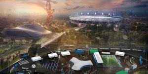 UEFA Champions Festival Comes To Stratford