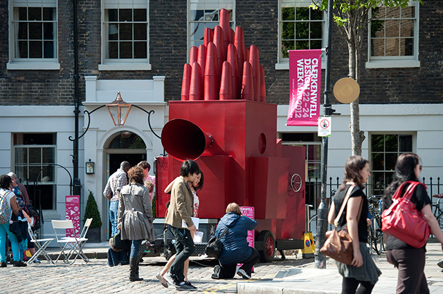 Clerkenwell Design Week, 21-23 May 2013