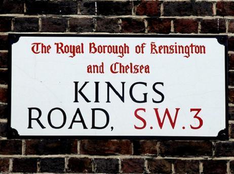 PopUp Britain Opens King's Road Shop