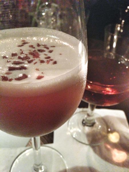 A gin flip and mumbo at Callooh Callay