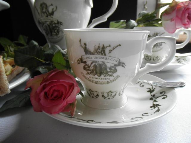 Gin Afternoon Tea