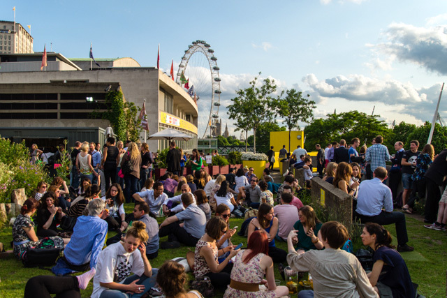 Food Festival London This Weekend