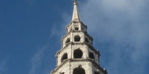 St Bride's: Standing On Top Of The City's Tallest Church Spire