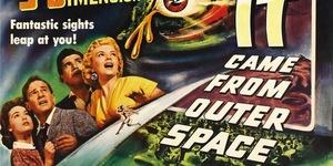 Sci-Fi Classics Screened At The Royal Observatory's Alien Season