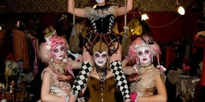Twisted Ballerinas: Belle Epoque Dark Circus Party