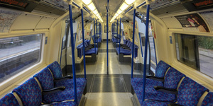 In Pictures: Refurbished Northern Line Tube Trains