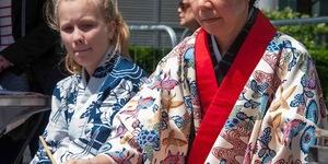 London Okinawa Day 2013 At Spitalfields Market